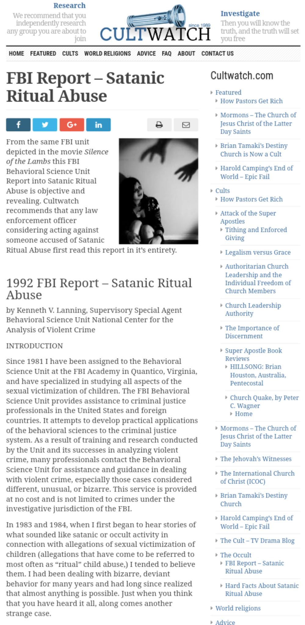 INTRODUCTION TO PEDOGATE | SAVE THE CHILDREN!