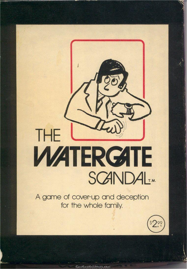 Watergate_Scandal_Card_Game_box